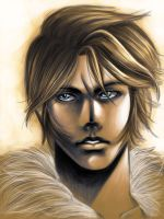 squall final fantasy 8 by flo-moshi