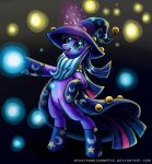 Twilight the Wizard by NyuuChanDiannePie