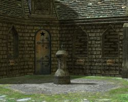 Medieval Stables by HarleyBliss