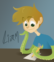 Liam: Tentacle Boy by Ayashe
