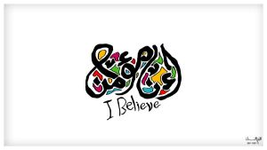i believe by moslem-d