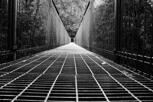 Walkway by Blackdeathnonetheles