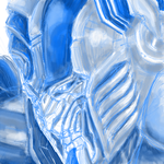 Hardened Warrior WIP - Drawing Challenge Day 01 by ArwingPilot114