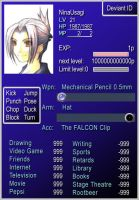 Deviant ID FF7 style by SootToon