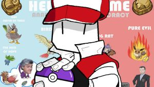 :: Trainer Twitch Challenges You To A Battle :: by XxUnknownJoexX