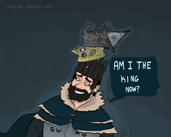 Am I the king now? by chuylol14