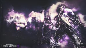 Darksiders 2 wallpaper with cc by Mrsheloner