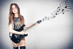 Sveta Play Guitar by MegaHerzeleid