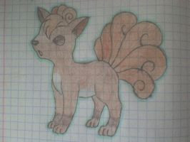 Vulpix by Fitness14