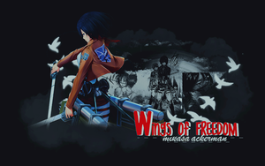 Shingeki No Kyojin.-Wings of Freedom by Liiann