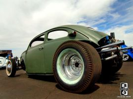 MeanGreen Volksrod by Swanee3