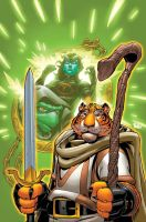 TALES OF TELLOS 2 cover by Wieringo
