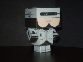 Robocop Cubee by CyberDrone