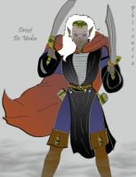 My Drizzt DoUrden by Phi-sen-tea