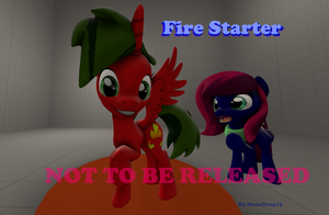 Fire Starter (First Model) by MoonDrop19