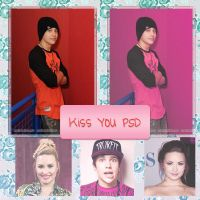 Kiss You PSD by GuadalupeLovatohart
