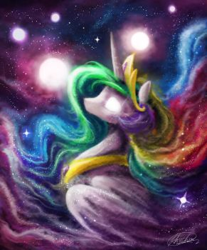 nebula of celestia by IcerRhythm