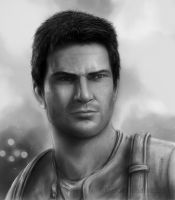 Nathan Drake by BlackAssassiN999