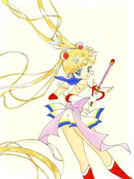 Come Away With Me Sailor Moon by lady-ribbon
