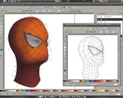 Vector Spidey progress - pt4 by dphase