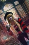 Freddy Krueger Bishoujo version by Kibamarta