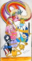 Adventure Time, All! by Khov97