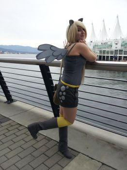 Derpy Hooves Cosplay 1 by MissSinger