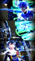 -MMD- Untitled_6 -Kaito- by Shebra-Evilver