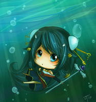 Underwater by missjtsang