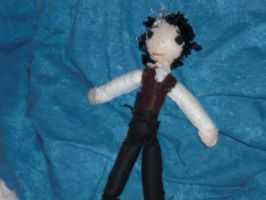 Sweeny Todd Doll by Sabretooth-Fox