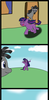 Kick the Clouds by MidnightQuill