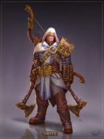Ullr Secret Order by PTimm