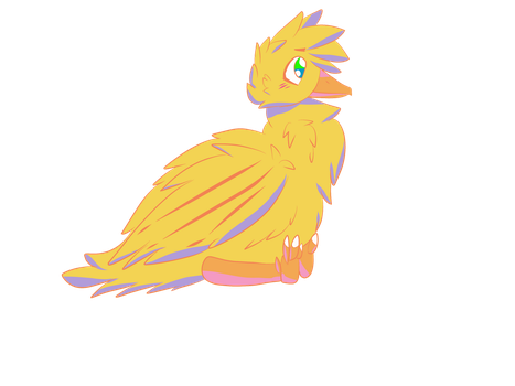 Duckling by Ralphiedog