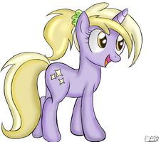 Adult Dinky Hooves with Ponytail. by FreeFraQ