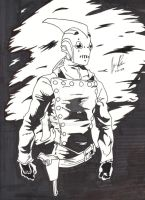 the rocketeer by xx510allen