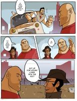 TF2: Be Efficient Be Polite 41 by spacerocketbunny