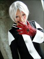 D Gray Man - Allen Walker 2 by omiyalotus