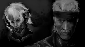 mgs4 for Gecki part 3 by neobirdy