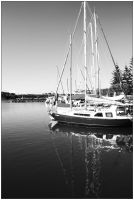 Boats at Brunswick 1 by wildplaces
