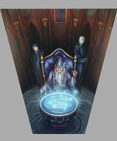 The Big Game of Albus Dumbledore by Nisato