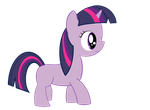 GIMP - Filly Twilight (Spirit Day) by TheStorm117