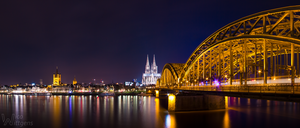 Cologne Panorama by NicoW92