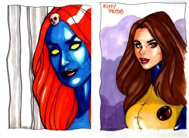 Mystique Kitty by jussta