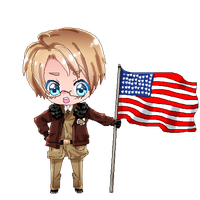 Hetalia: America's independence day by Tasuu-chan