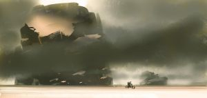 Storm sand by UlricLeprovost