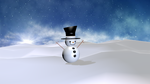 Mr. Snowman 2 by Five-Spirit-Spheres