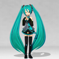 MMD Animasa Contest by caio4856