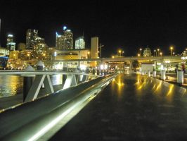 Darling Harbour I by Aztil