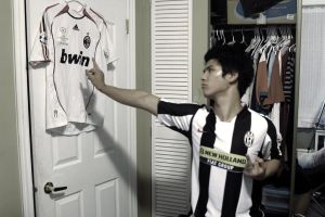 I LOVE JUVE by iveroon