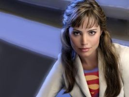 Super Erica Durance #01 by Spulo